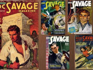 Doc Savage comics