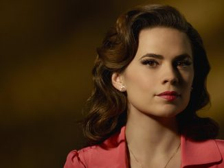 Agent Carter actress Haley Atwell