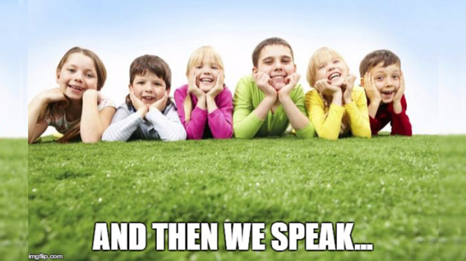 Kid Speak