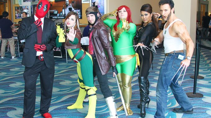 X-Men Cosplayers