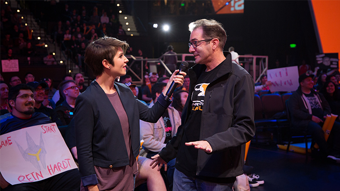 Soe and Jeff from Overwatch League Week 1