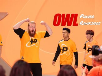 Fragi and the Philadelphia Fusion Stage 3 - Overwatch League