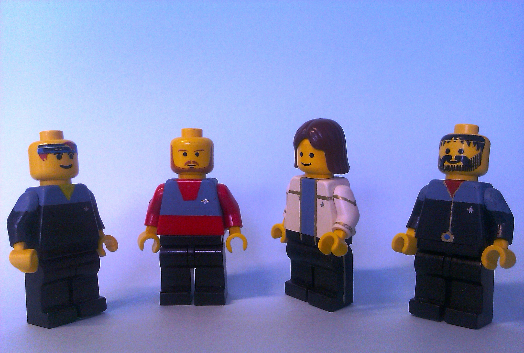 Star Trek Legos