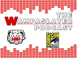Wampaslayer Podcast - Comic Con