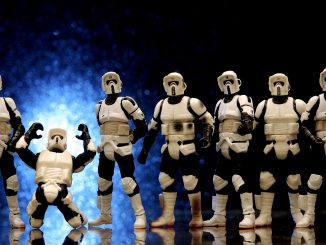Star Wars Scout Troopers